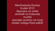 Niki karta4a s live stiler rumba ku4ek specqlno za radi pa800