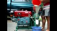 Flat Die Wood Pellet Mill,portable Wood Pellet Machine -diesel Engine