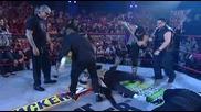Tna Impact 2/07/2009 The Main Event Mafia & Mick Foley