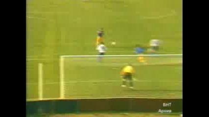 Levski Hajduk Split 3:0