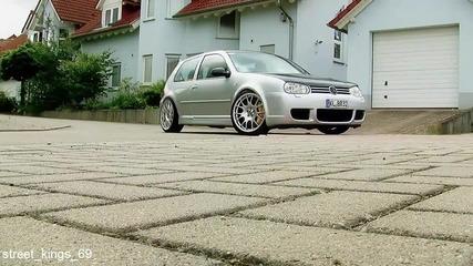 Немско качество - Vw Golf Mk4 R32 Turbo (564hp)
