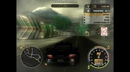 Need For Speed Most Wanted Съзтезание 1