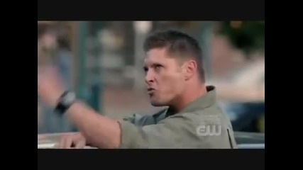 Supernatural - The Real Scene - Dean Winchester