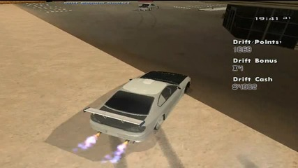 [get]lanslide.. mini return video and wild drifting..