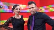 Dancing stars - Нели и Наско във вихъра на танца (22.04.2014)