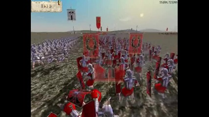 Rome Total War Online Battle #9 Rome vs Selucid