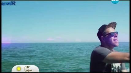 Премиера Ангел и Моисей feat. Криско - Кой ден станахме