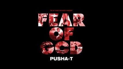 Pusha T ft. Kevin Cossom - Feeling Myself [ Високо Качество ]