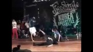 Breakdance 1990s and 2000s