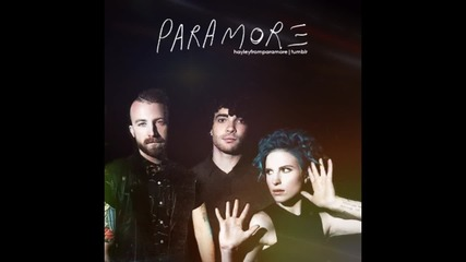 Paramore - Escape Route (bonus Track)