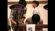 Rubiks Cube One handed 14.56 seconds World Record Yu Nakajima