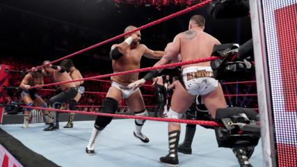 Tag Team Battle Royal - Winner Captains the Raw Tag Team Division Survivor Series Team: Raw, Nov. 12, 2018
