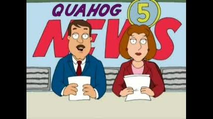 Family Guy - Quahog News