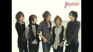 Alice Nine Popteen Comment