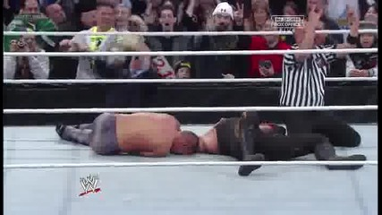 Wrestlemania 29 The Undertaker vs Cm Punk