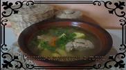 Пикантно Свинско със зеленчуци в гърне