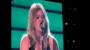 Kelly Clarkson Feat Reba Mcentire Never Again Live Bridgeport County My December Tour 2008