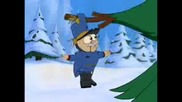 Коледна Елха - Анимация С Бг Аудио