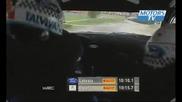 Wrc Finlande Jour 2 Accident Raikkonen Saut Loeb