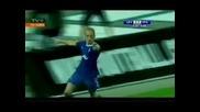 Левски - спартак търнава - 2-1 [страхотен Левски и страхотен гол на Влади Гаджев [sun]