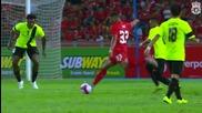 (24.7.2015) Малайзия Xi - Ливърпул (1:1)