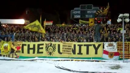 Агитката на Borussia Dortmund