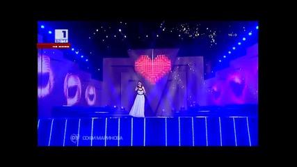 Софи Маринова ще ни представи в Баку на Евровизия