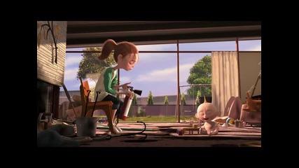 Pixar Animations ™ Бебето Джак - [ Jack Jack Attack ] -