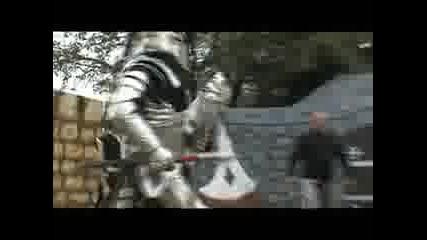 Heavy Metal Combat - stitches