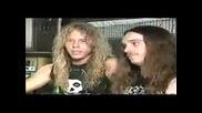 Metallica - Metal Mania Tv 15.06.1986