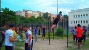 Street Fitness - Събиране в Пловдив 05.06.2011