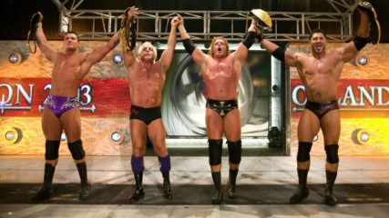 "Evolution's ""Ruthless Aggression"" history: WWE Playlist"