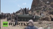 Yemen: Saudi-backed militias seize six districts in Ibb province