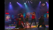 Anahi Canta Me Hipnotizas En Familia Con Chabelo