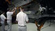Производствения процес на Audi Q5 hybrid