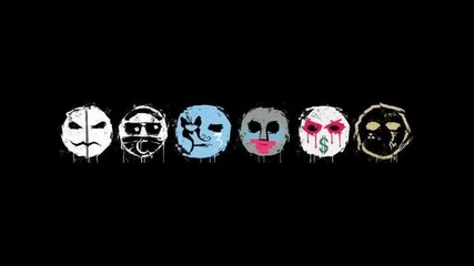hollywood undead - undead !! [hd]