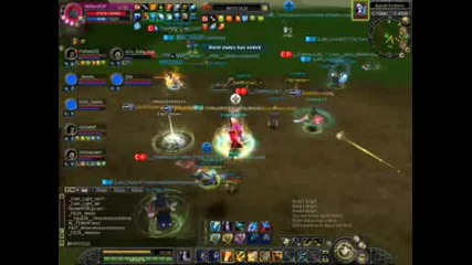 Silkroad Warrior Power