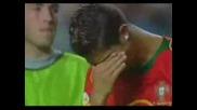 Cristiano Ronaldo Мога Да Те Видя И Ти Плачеш..