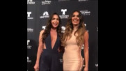 Catherine Siachoque y Carmen Villalobos Interview SSSHP