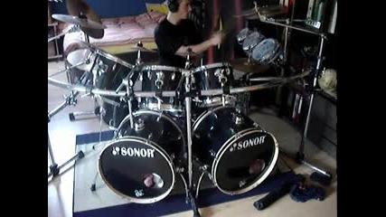 Rammstein - Reise Reise Drum Cover