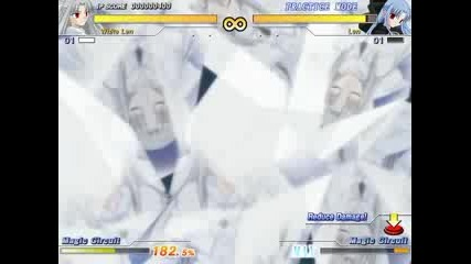 White Len~last arc.melty Blood Ps