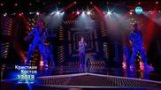 Кристиан Костов - Treasure - X Factor Live (01.12.2015)