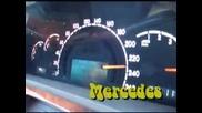 Mercedes S500 vs Bmw 745i