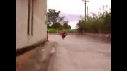 Honda 1000rr stunt 2