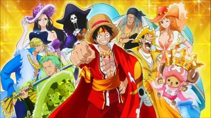 One Piece Opening 17 (wake Up)