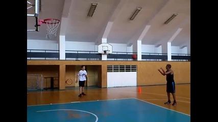 Zahari Stefanov - free throws