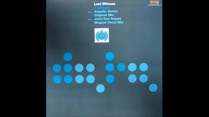 Lost Witness 7 Colours (radio Edit)