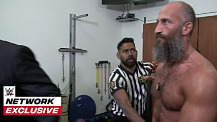 Tempers flare at Ciampa and Thatcher's Fight Pit weigh-in: WWE Network Exclusive, Jan. 20, 2021