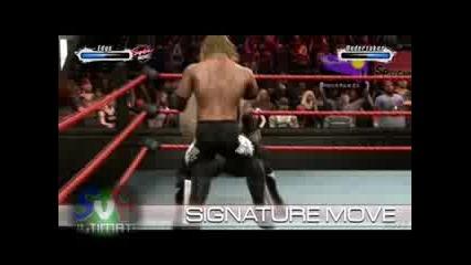 Smackdown Vs. Raw 2009: Edge (ps3/xbox360)
