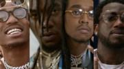 Gucci Mane - Slippery (feat. Gucci Mane) (Оfficial video)